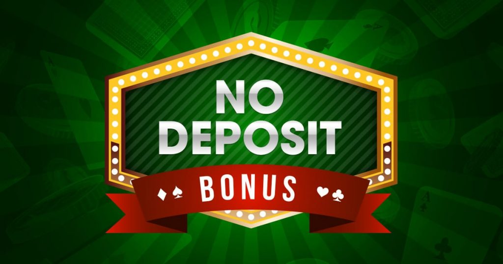 What is no deposit bonus in casino?